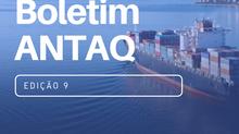 BOLETIM ANTAQ - 9º EDIÇÃO