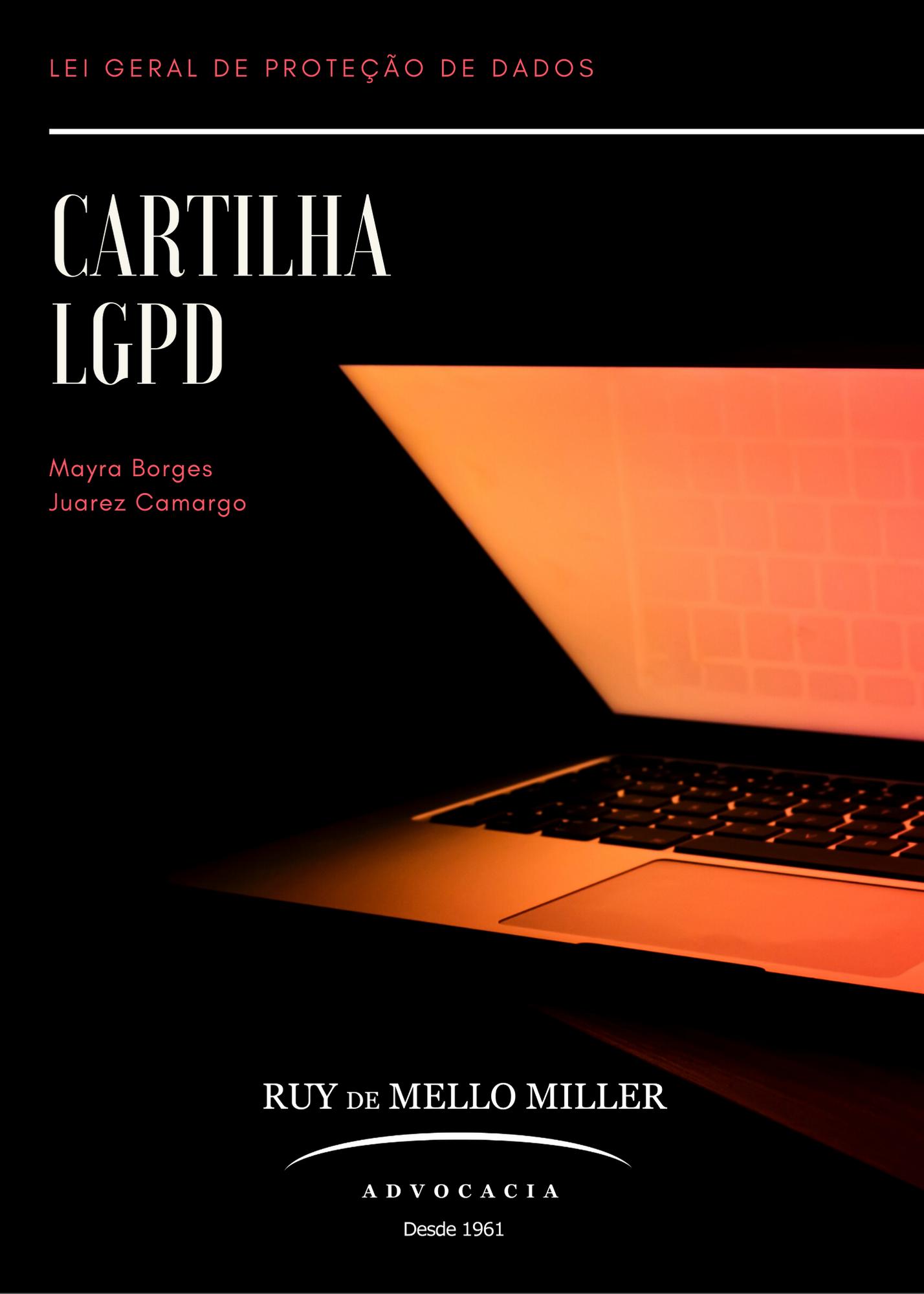 Cartilha LGPD