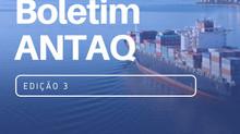 BOLETIM ANTAQ - 3ª EDIÇÃO
