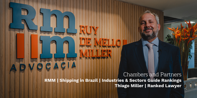 Chambers and Partners - Shipping - Brazil: Industries & Sectors Guide Rankings 2021