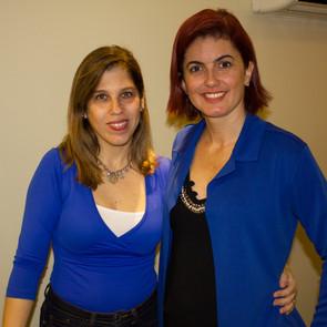 Renata e Fernanda Silvério