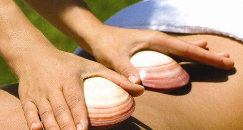 60 Minute Lava Shell Massage