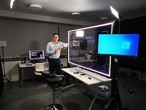 видеостудия для записи больших курсов ле