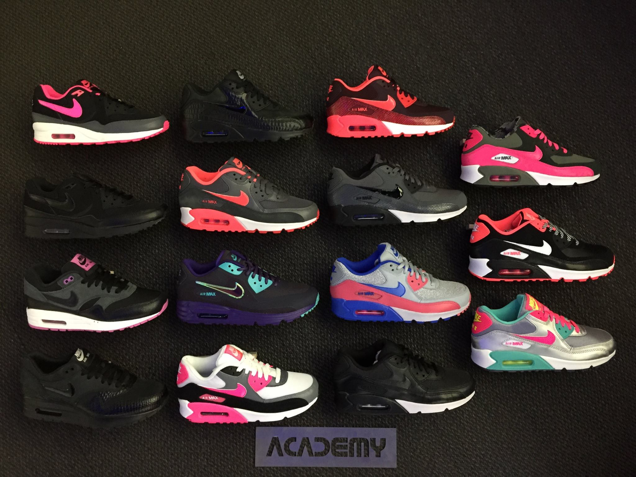 nike air max chica