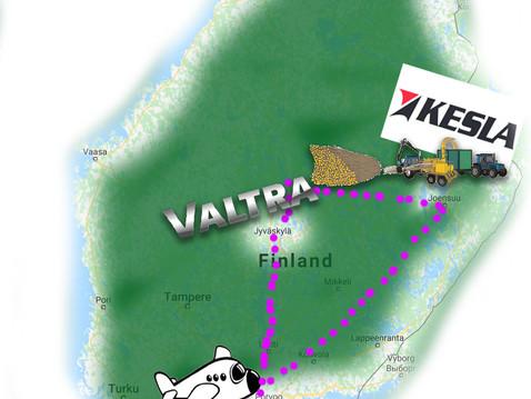 Finnlandsferð