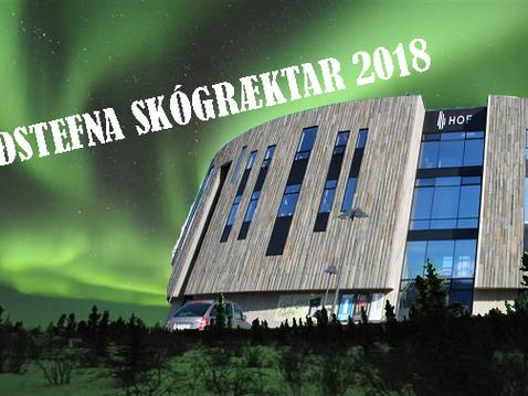 Fagráðstefna skógræktar 2018