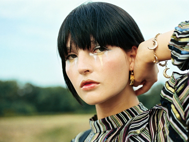 Photographer Marion Gabrielle Model Sarah Tanguy