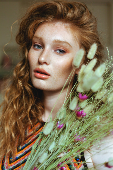 A summer muse for Lucy's magazine