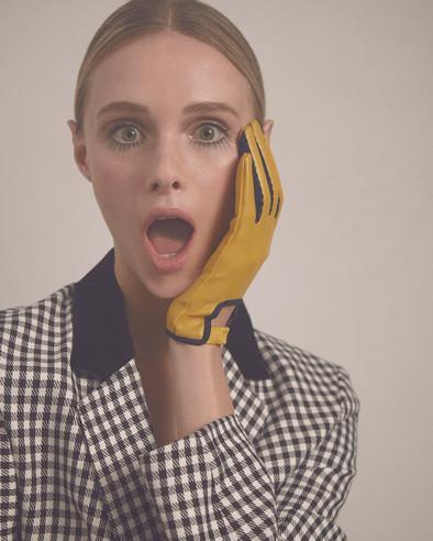 Photographer Celia Marjolet DA Mady Studio Hair Damien Lacoussade Model Anica Myburgh