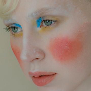 Photographer Sarah Salazar Hair Aurore Lebacle Model Olesya Yar  Stylist Anais Gillot