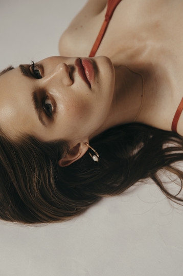 Photographer Charlotte Navio Model Victoria lehmann