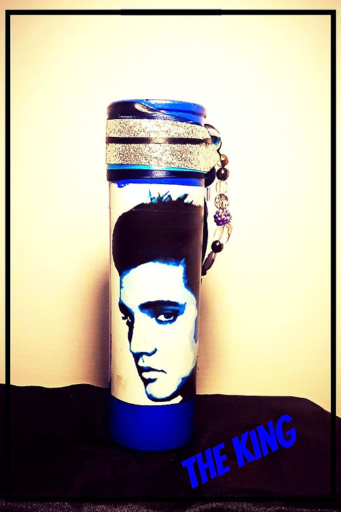 Elvis Presley, The King Candle
