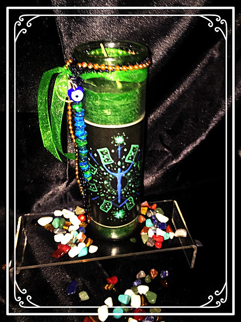 Goddess Sent Candle