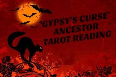 'GYPSY'S CURSE' ANCESTRAL TAROT READING