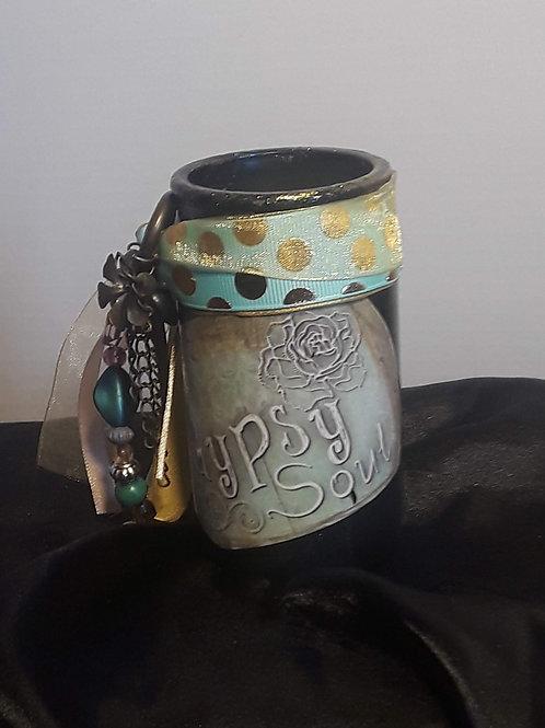 Gypsy Spirit Mini Candle