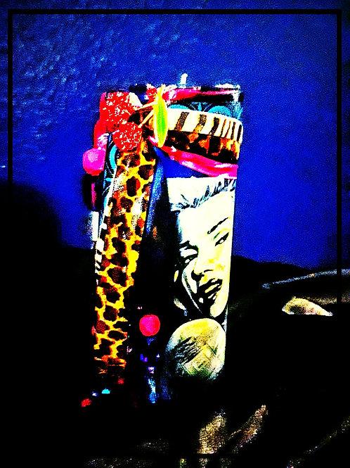 Mariyln Monroe Legendary Candle