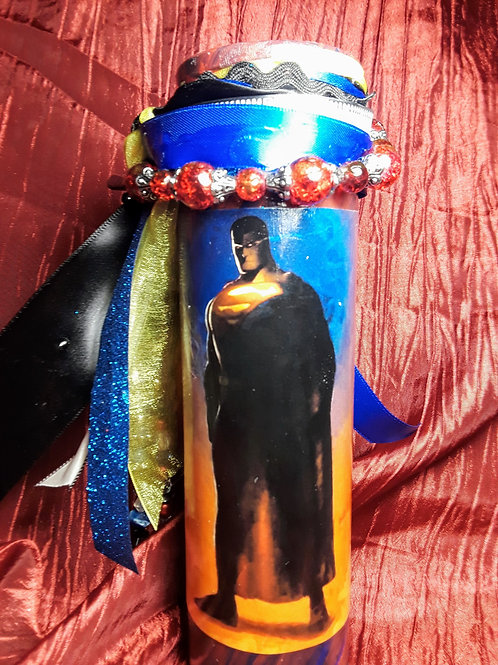 Superman Candle,  Hero Collection