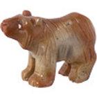 Spirit Animal 1.25-inch Bear Dolomite