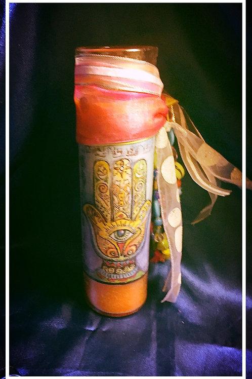 Hand of Fatima Protective Cande