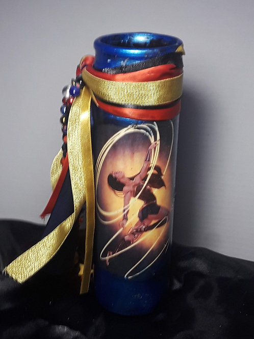 Wonder Woman Candle, SuperHero Collection