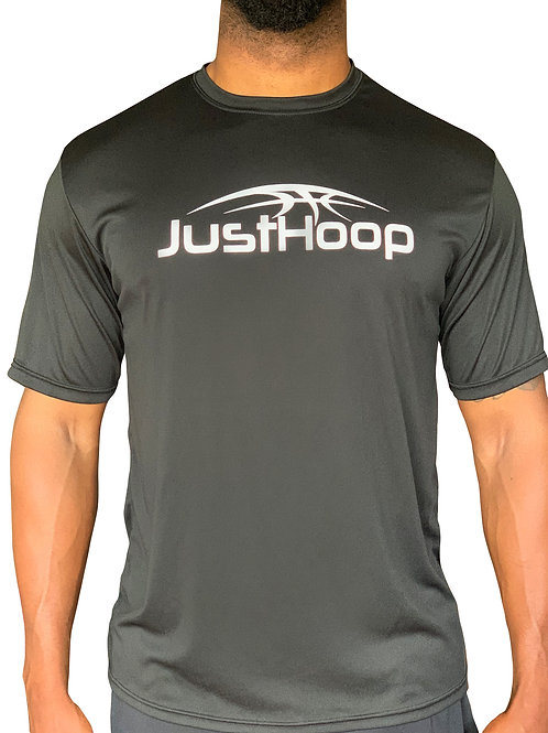 """Just Hoop"" Performance  T-Shirt"