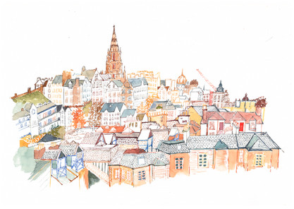 Edinburgh: Houses