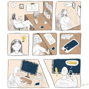 Comic: Bad Siri