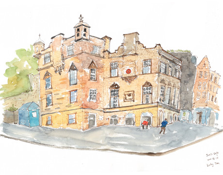 Edinburgh: The Salvation Army