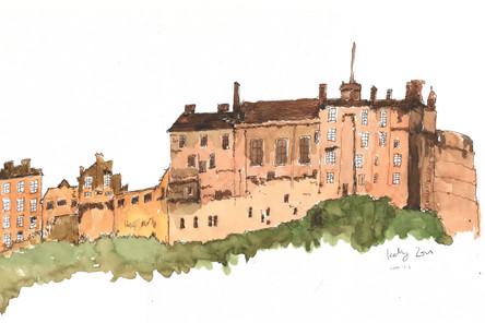 Edinburgh: The Castle