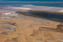 Untitled Aerial (Salt Pans III)