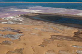Untitled Aerial (Salt Pans III)