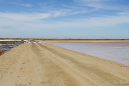 Walvis Bay Salt Pans