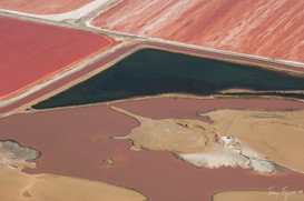 Untitled Aerial (Salt Pans II)