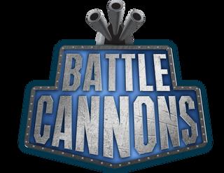 Battle Cannons logo