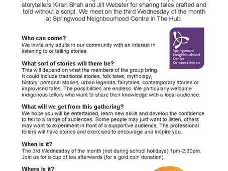 Storytellers Gathering