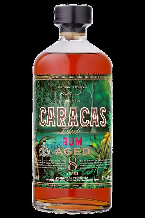 Caracas Club - Rum (Aged 8 Years)