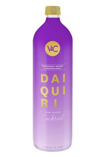 VnC Cocktails - Passionfruit Daiquiri