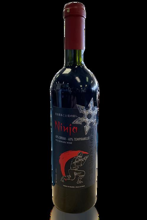 Ninja Wines - Syrah/Tempranilo