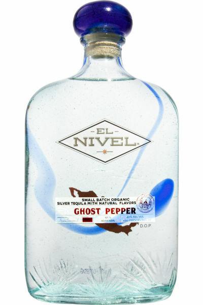 El Nivel Tequila - Ghost Pepper