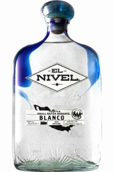 El Nivel Tequila - Blanco