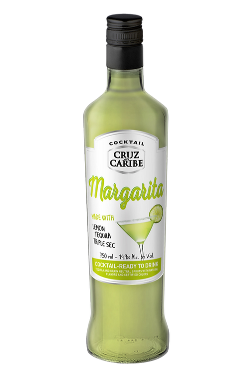 Cruz Caribe - Margarita Cocktail