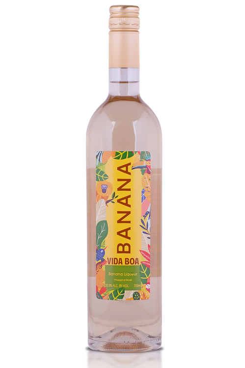 Vida Boa - Banana (750mL)