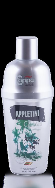 Coppa Cocktails - Appletini