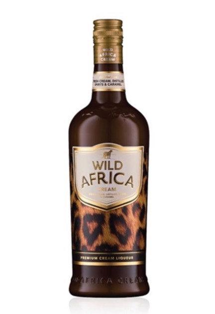 KWV - Wild Africa Cream