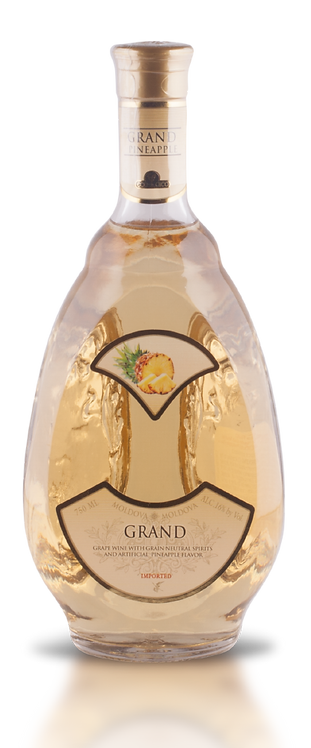 Grand Moscato - Pineapple