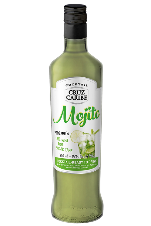 Cruz Caribe - Mojito Cocktail