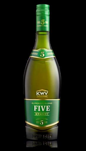 KWV - 5 Years Aged Brandy