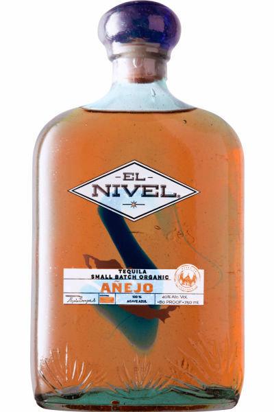 El Nivel Tequila - Anejo