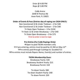 5/15/21 Cobb Arena (Avon Park, FL)
