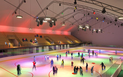 Ice mall - In 2